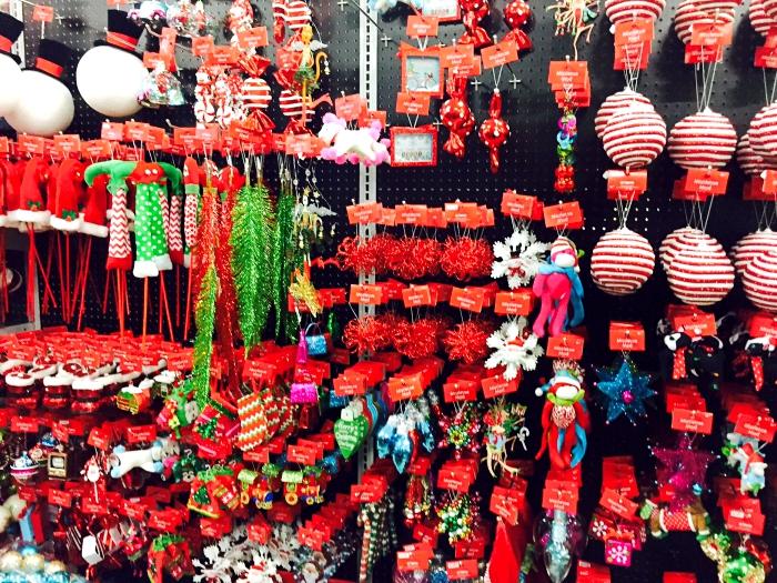 At Home Holiday Ornaments