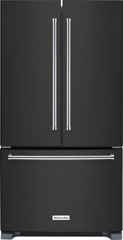 KitchenAid Refrigerator Black Stainless Steel
