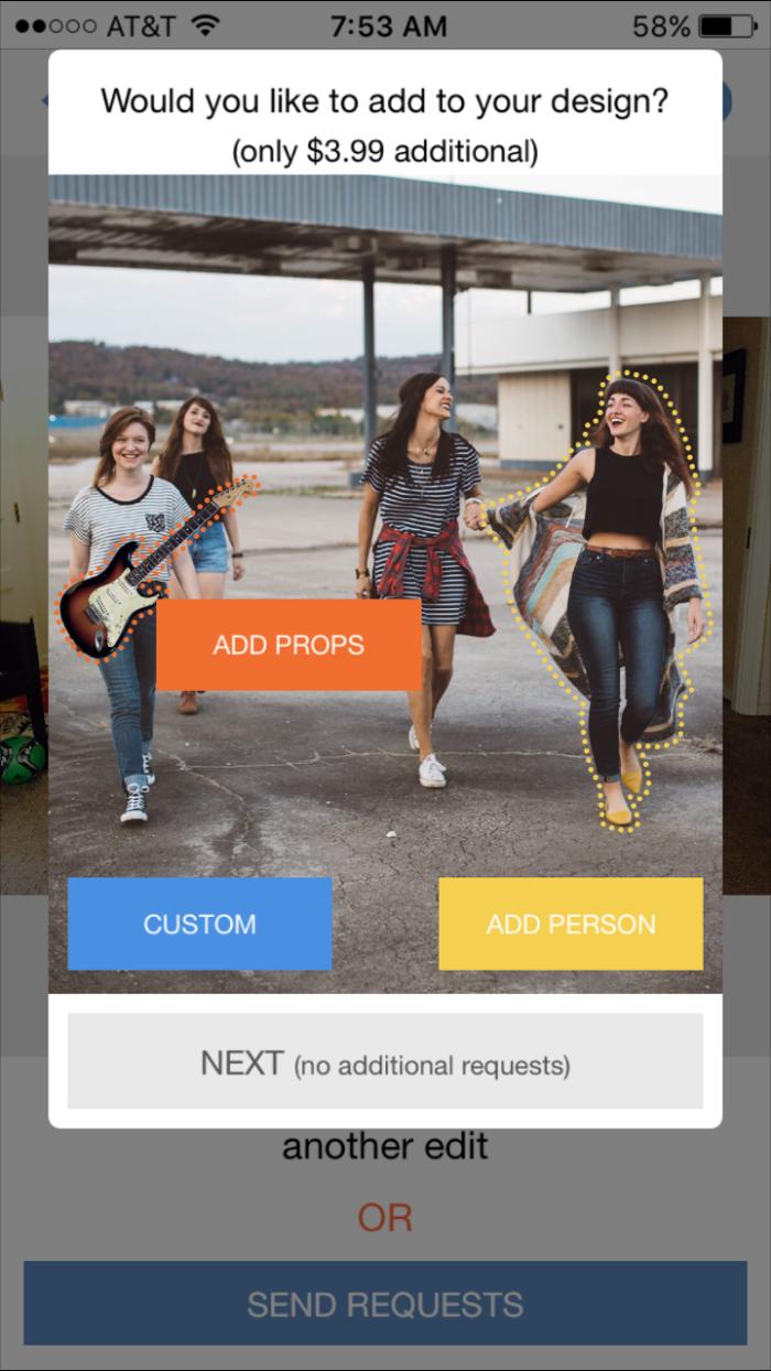 Krome Studio App Extras