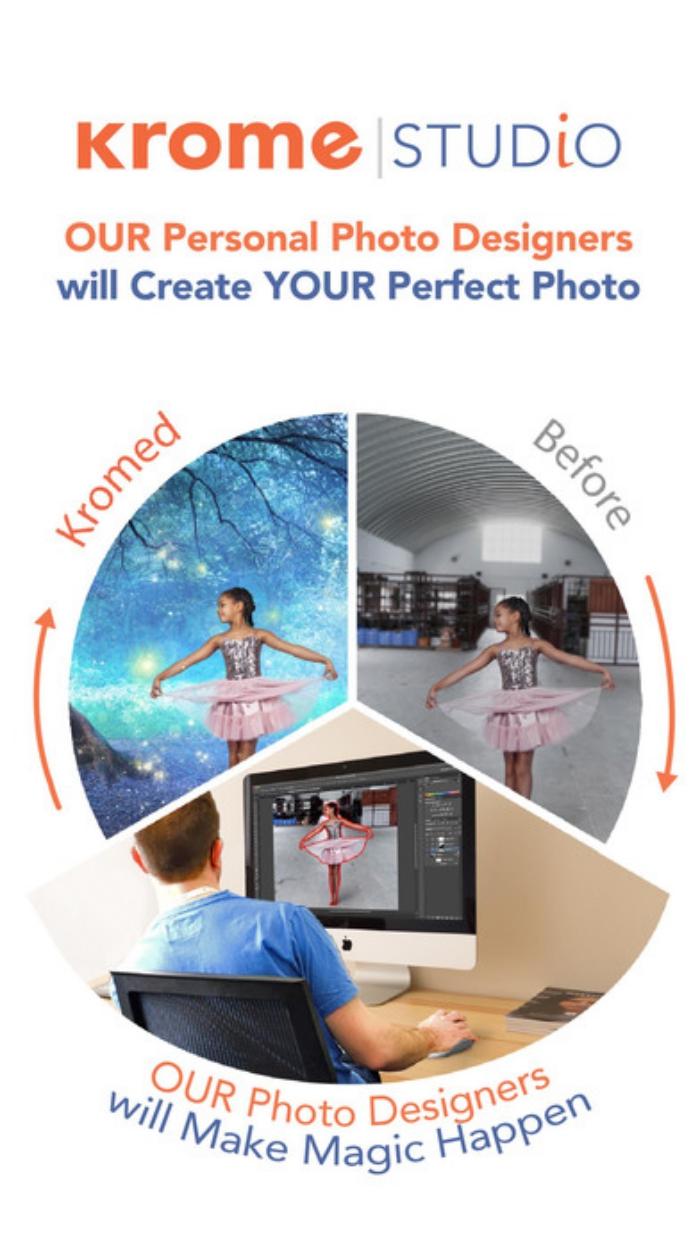 Krome Studio App For Photos