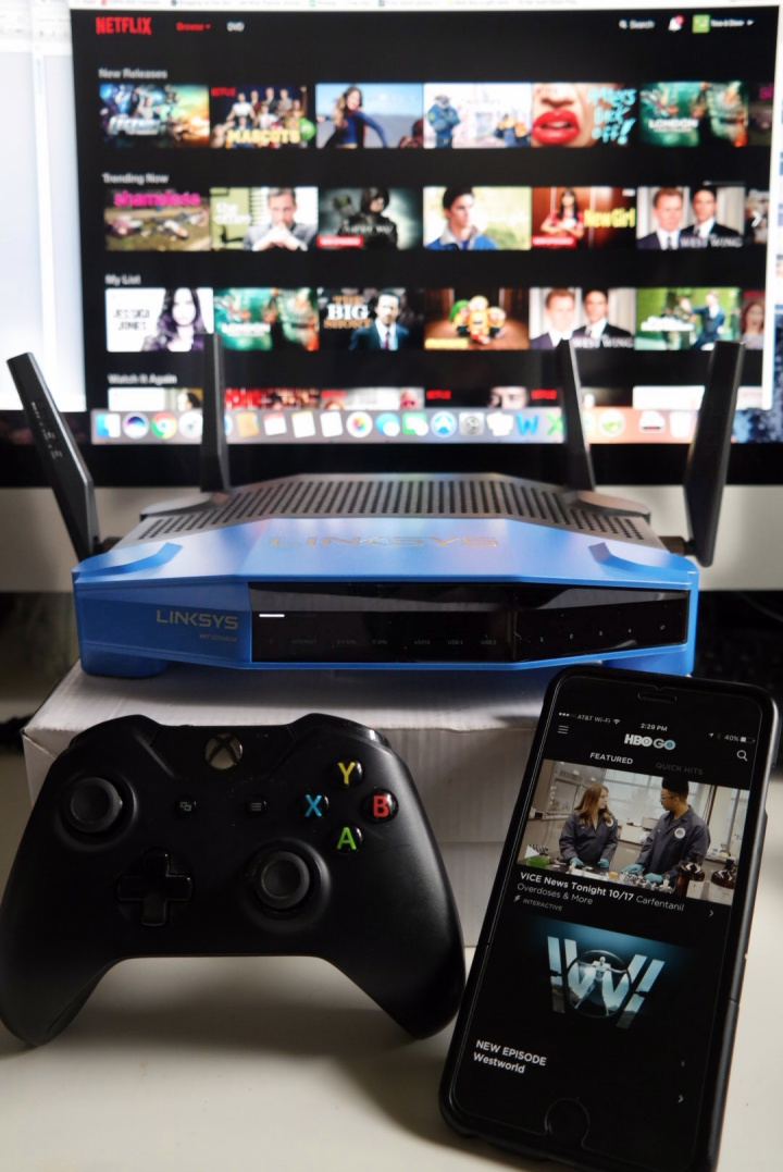 Best Router For Gamers & Streamers