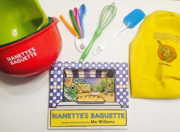 Nanette's Baguette Prize Pack