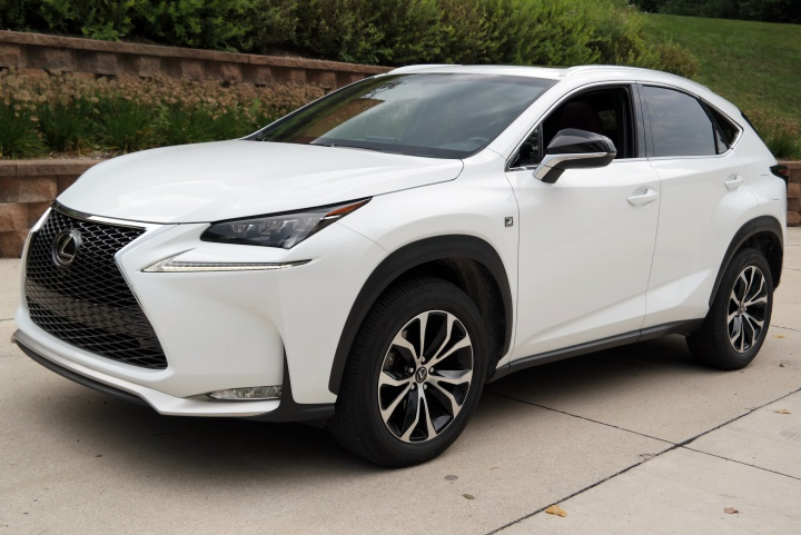 The Lexus NX200t Is A Crossover SUV With Power, Style & Luxury