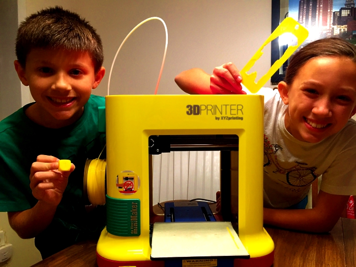 DaVinci 3D Printer Gift Idea