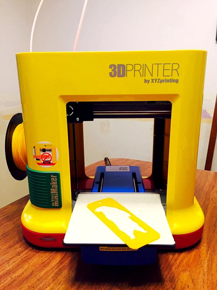DaVinci miniMaker 3D Printer