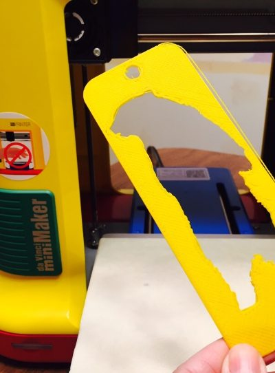 A Great Gift Idea: DaVinci MiniMaker 3D Printer From XYZ Printing
