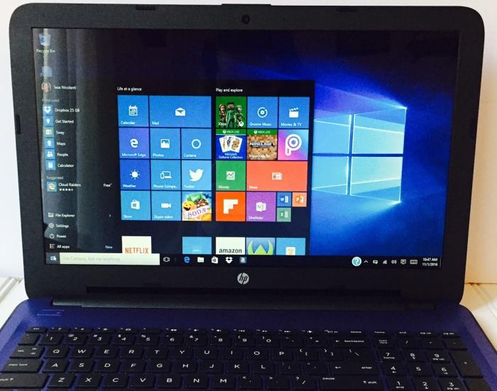 HSN HP Notebook Touchscreen