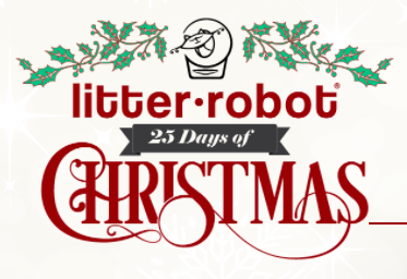 Litter Robot 25 Days of Christmas