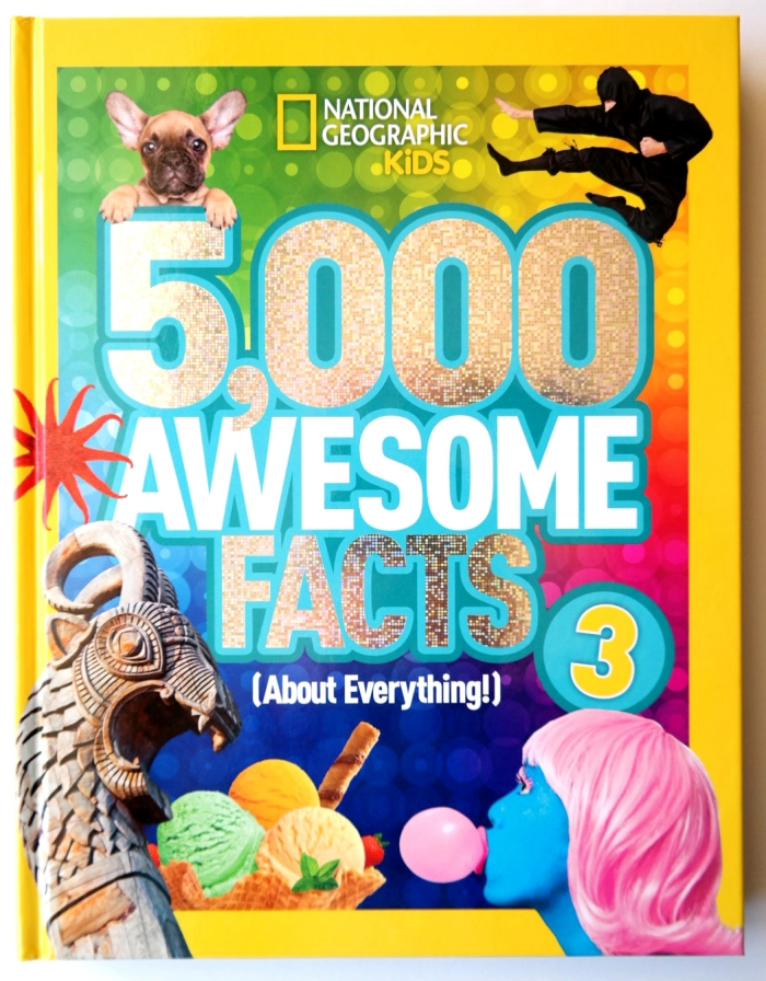National Geographic Kids 5000 Facts