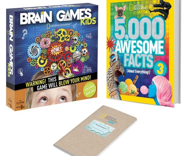 National Geographic Kids Prize Pack