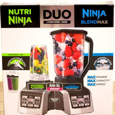 Nutri Ninja Blendmax Duo Review