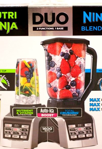NutriNinja Blendmax Duo Review