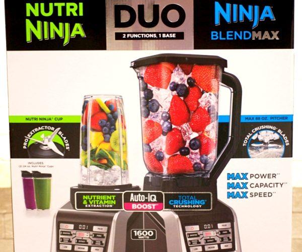 NutriNinja Blendmax Duo Review