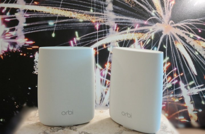 Orbi - Complete Home Wi-Fi System