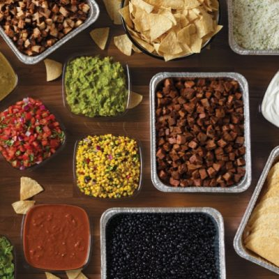 Reader Giveaway: Enter To Win A $100 Qdoba Catering Gift Card – 12 Winners
