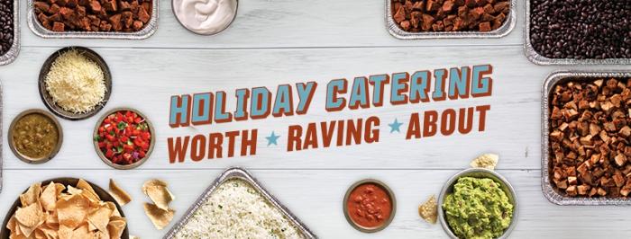 Qdoba Catering Holidays