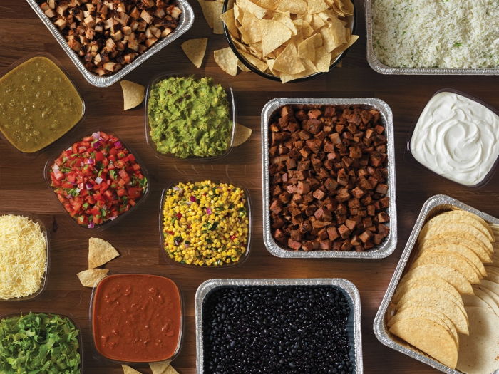 Qdoba Catering for the Holidays