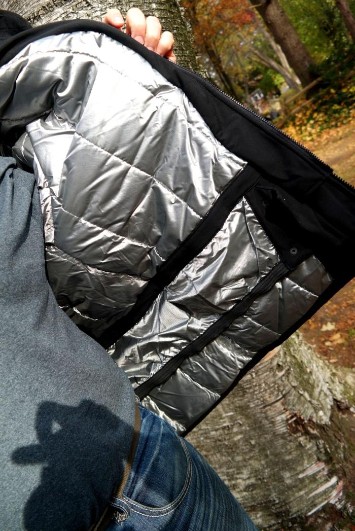 Refrigiwear Extreme Softshell Reflective Lining