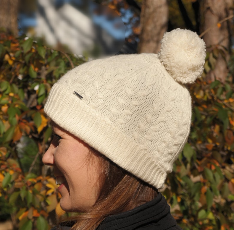 Rella Cashmere Hat Review