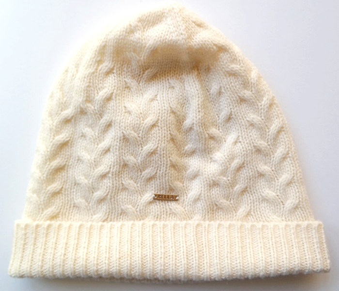 Rella Hat Removable Pom