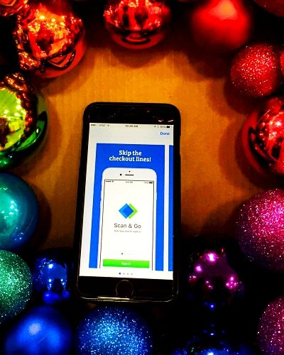 Save Time & Skip The Lines This Holiday Season With The Sam's Club Scan & Go App