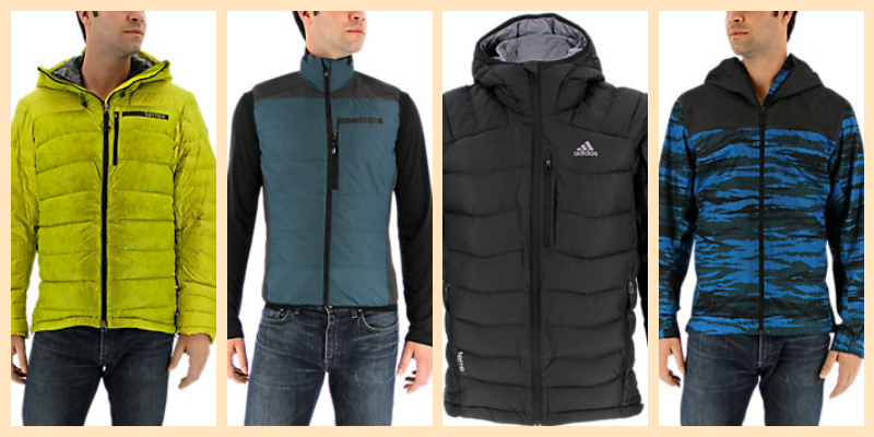 Adidas Outdoor Jackets
