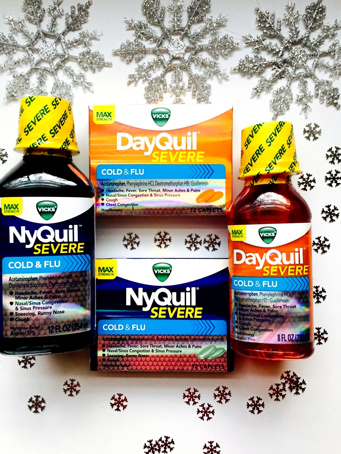 DayQuil & NyQuil Holidays