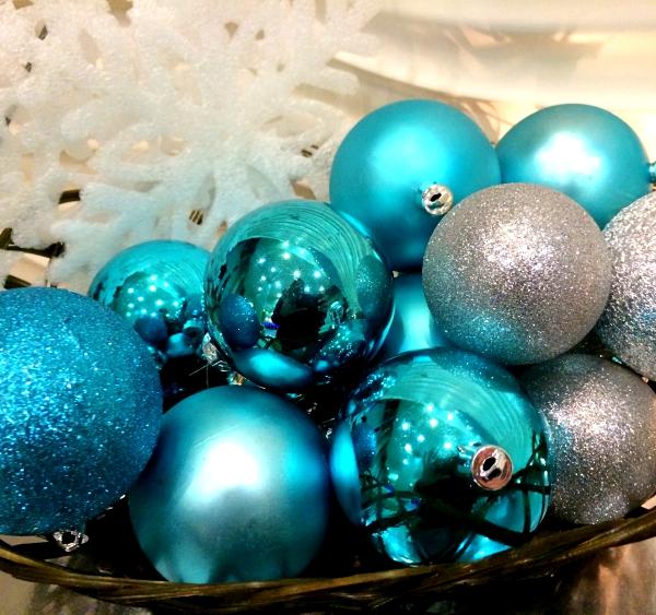 Holiday Ornaments Coastal