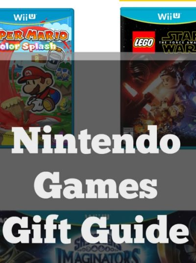 Nintendo Games Gift Guide