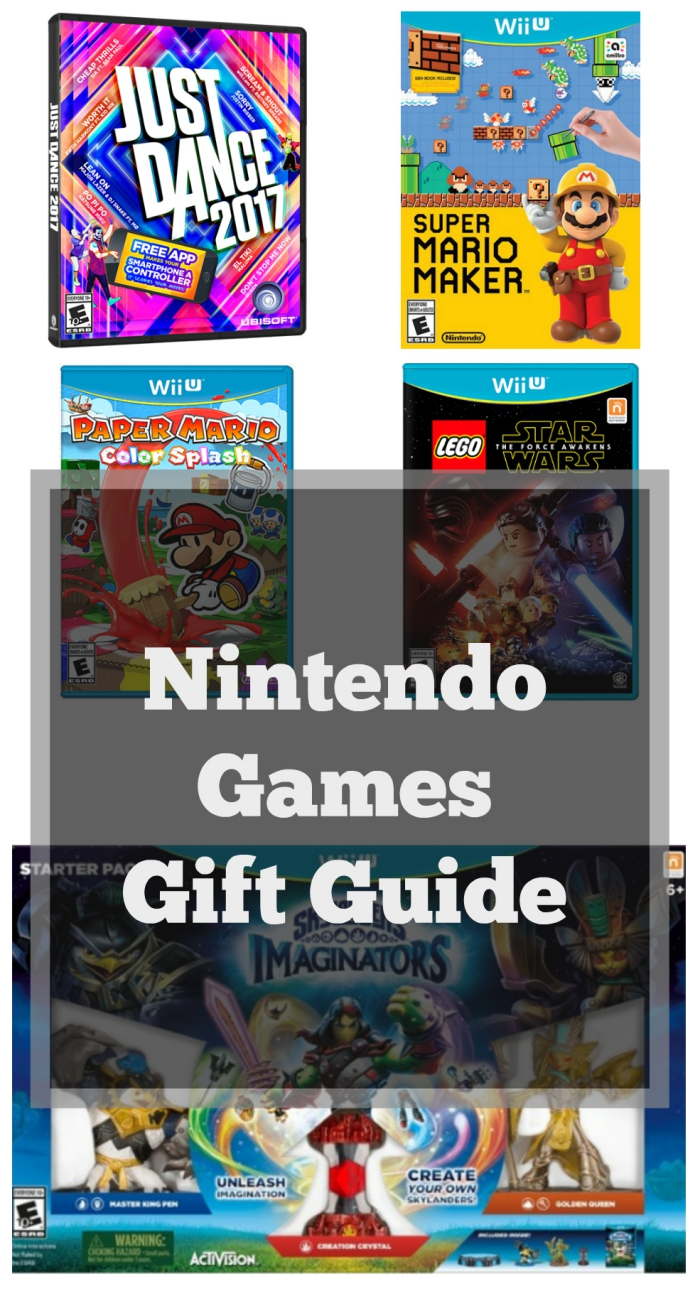 Nintendo Games Gift Guide