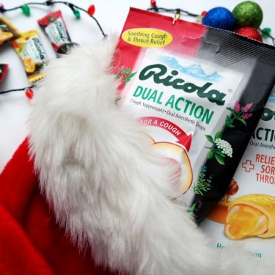 Why I'm Keeping Ricola Dual Action Cough Drops On Hand This Holiday Season