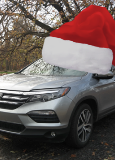 "The Honda Pilot – Santa's ""Little"" Helper"