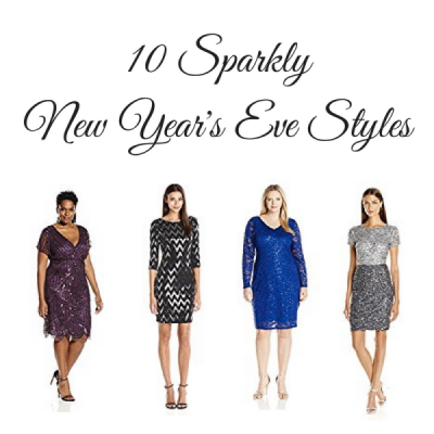 Ring In The New Year In These Sparkly New Year's Eve Styles