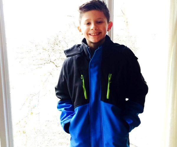 Boys Winter Coat Featured
