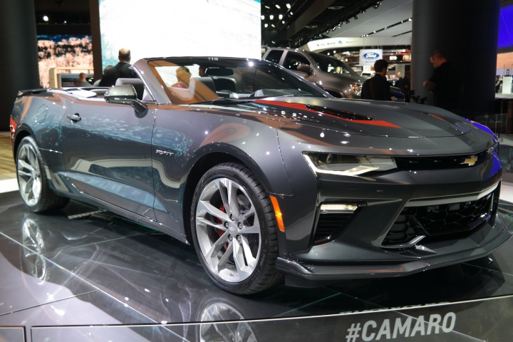 My Favorite Cars At The 2017 NAIAS Detroit Auto Show