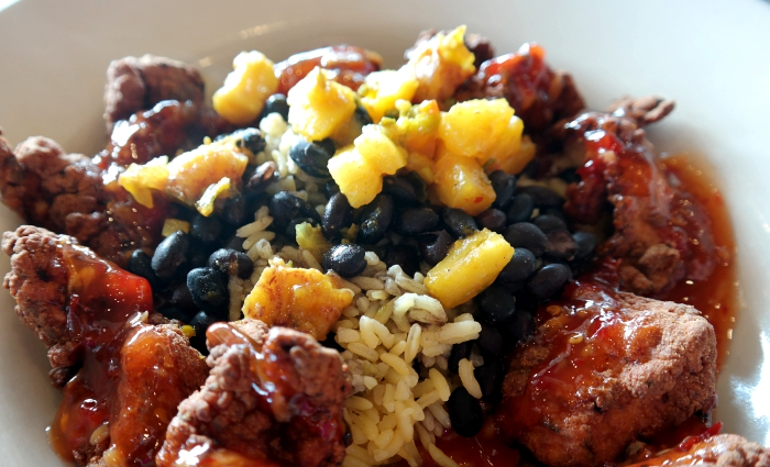 Where To Eat In Myrtle Beach Key West Grill Cuban Rice Bowl