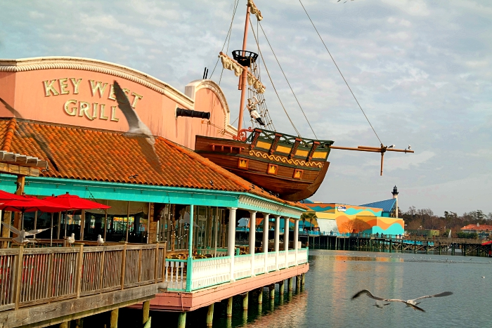 Where To Eat In Myrtle Beach Key West Grill