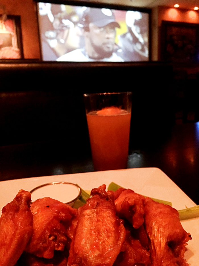 Where To Eat In Myrtle Beach - Liberty Tap Room Wings