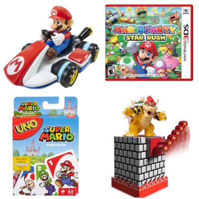 Nintendo Mario Gift Guide