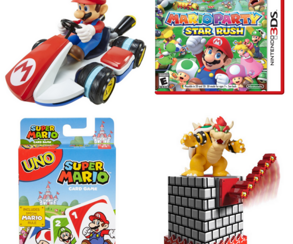 Nintendo Gift Guide Featured