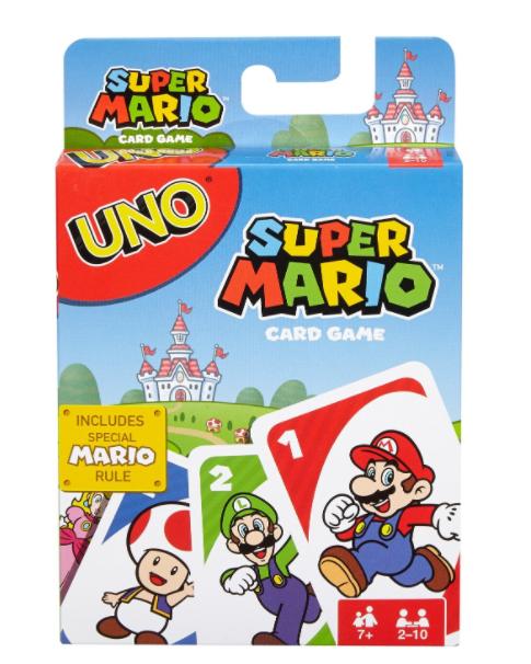 Nintendo Mario Bros. Uno
