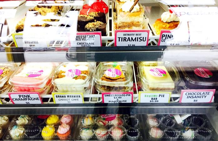 Cake Crumbs Bakery Southfield Michigan Baked Goods