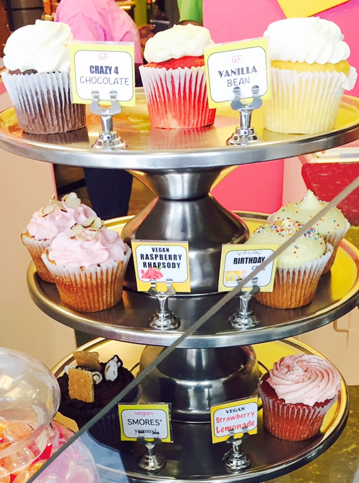 Cake Crumbs Bakery Southfield Michigan Gluten Free Cupcakes
