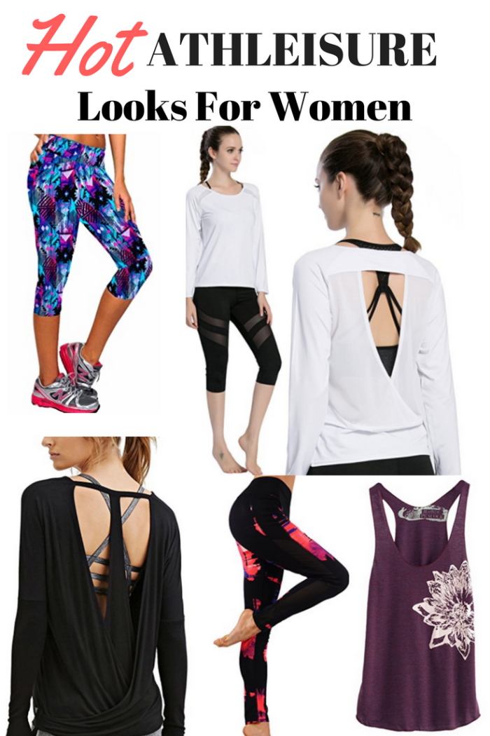 Hot Spring Trend Athleisure