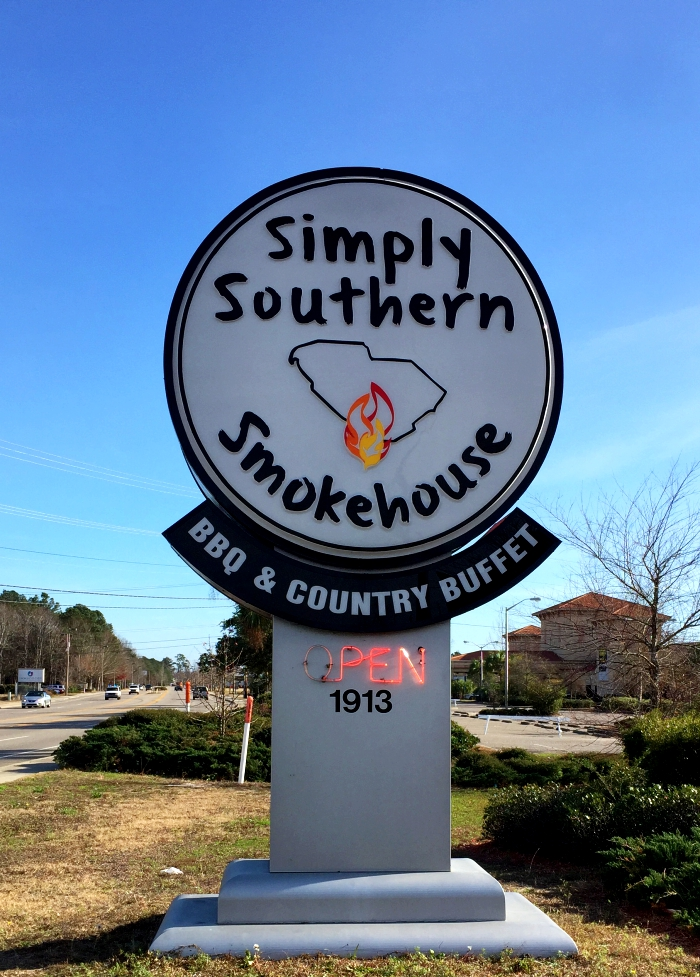 Where To Eat In Myrtle Beach Simply Southern Smokehouse