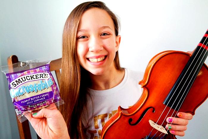 Uncrusctables Violin