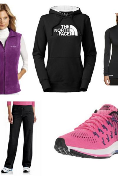 Warm Winter Workout Wear