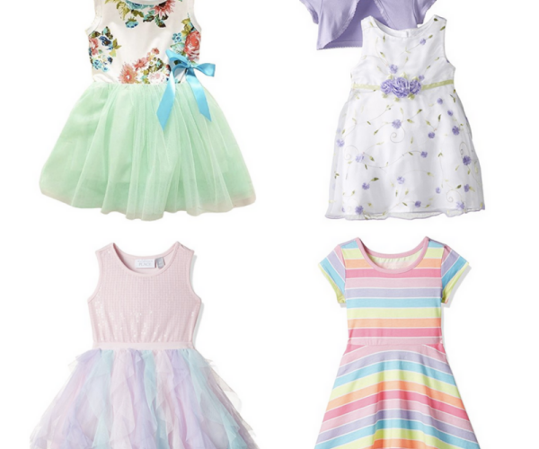 Affordable & Adorable Easter Dresses For Toddlers