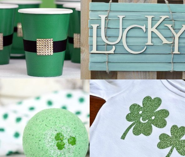 Last Minute St. Patrick's Day Crafts