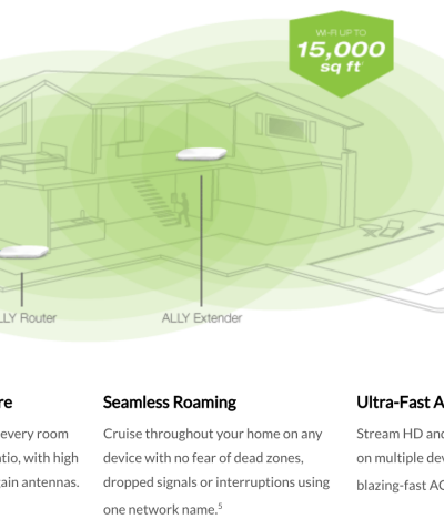 Top 10 Reasons You Need A Whole Family Home WiFi System